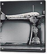 Singer Machine Acrylic Print