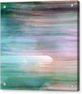 Sinking Souls Acrylic Print