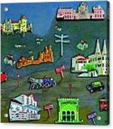 Sintra Portugal Acrylic Print