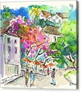 Sintra Square 02 Acrylic Print
