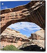 Sipapu Bridge - Utah Acrylic Print