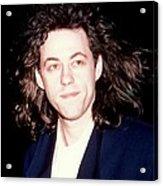 Sir Bob Geldorf 1989 Acrylic Print