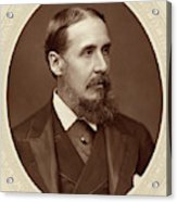 Sir Charles R Acrylic Print