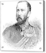 Sir Evelyn Wood Acrylic Print