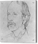 Sir J.j. Thomson (1856-1940) Acrylic Print