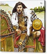 Sir Marhaus Acrylic Print