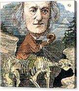 Sir Richard Owen (1804-1892) Acrylic Print