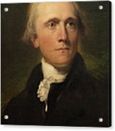 Sir William Grant Acrylic Print by Thomas Lawrence