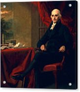Sir William Miller, Lord Glenlee Acrylic Print