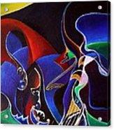 Sirens Scylla And Charybdis Acrylic Print
