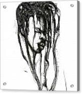 Sister Acrylic Print