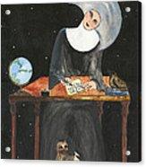 Sister Margaret Acrylic Print