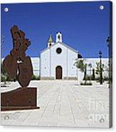 Sitges Spain Acrylic Print