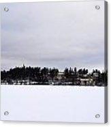 Siuro Winter Acrylic Print