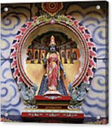 Sivagami Acrylic Print