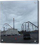 Six Flags Magic Mountain - 12121 Acrylic Print