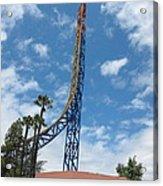 Six Flags Magic Mountain - 12125 Acrylic Print
