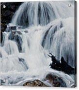 Skalkaho Waterfall Acrylic Print