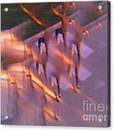 Skateboards Gone Wild Series 1 Acrylic Print