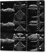 Skc 3300 Ancient Wall Art Acrylic Print