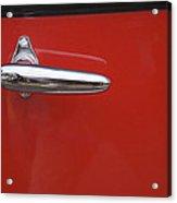 Skc 4032 The Red Door  Acrylic Print