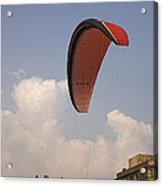 Skc 4615 Landing Acrylic Print