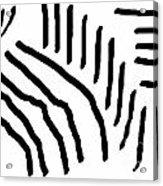 Sketch 3 Acrylic Print