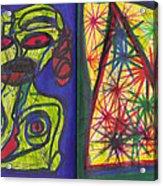 Sketchbook Image 5 Acrylic Print