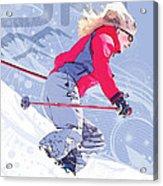 Ski 1 Acrylic Print