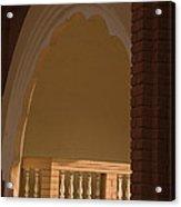 Skn 1816 The Inner Veranda Acrylic Print