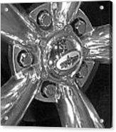 Skop Wheel Acrylic Print