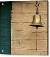 Skc 0005 Doorbell Acrylic Print