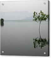 Skc 0082 Reflected In Stillness Acrylic Print