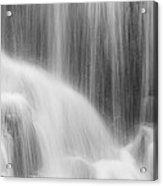 Skc 0220 Flowing Design Acrylic Print