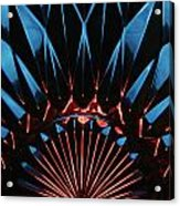 Skc 0269 Cut Glass Acrylic Print