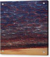 Skc 0338 Sky Desert Acrylic Print
