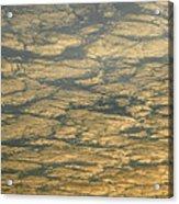 Skc 0341 Cloud Quilt  Acrylic Print