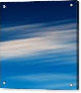 Sky 008 Acrylic Print
