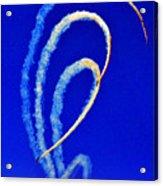 Sky Artist Acrylic Print