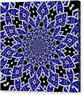 Sky Blue 1 Acrylic Print