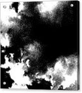 Sky Explosion Acrylic Print