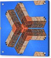 Sky Fortress Progression 4 Acrylic Print