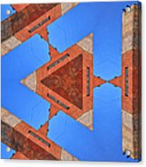 Sky Fortress Progression 9 Acrylic Print