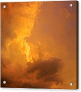 Sky High Intensity Acrylic Print