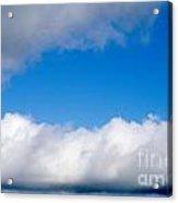 Sky Layers Acrylic Print