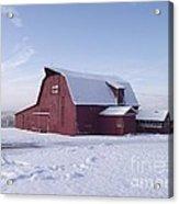 Sky Line Farm Acrylic Print