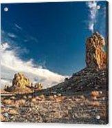 Sky Masters - Trona Pinnacles Acrylic Print