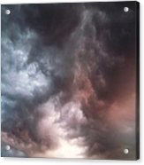 Sky Moods Acrylic Print