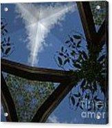 Sky Palace Acrylic Print
