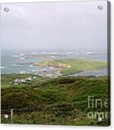 Sky Road Clifden Ireland Acrylic Print